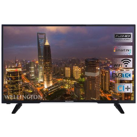 "Телевизор LED Smart Wellington 43FHD279SW, 43"" (109 см), Full HD 