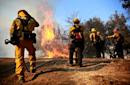 California wildfires: 42 dead as blaze becomes deadliest in state history - and conditions could get worse