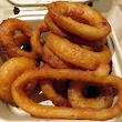 The Best Onion Rings in SFOnion Rings at Phat Philly: Uncontrollable Craving #1
