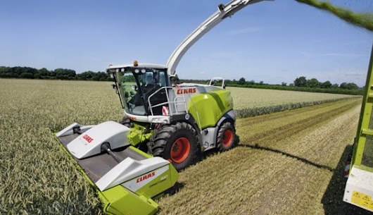Immagine: CLAAS: JAGUAR 980-930 | Agricultural Review
