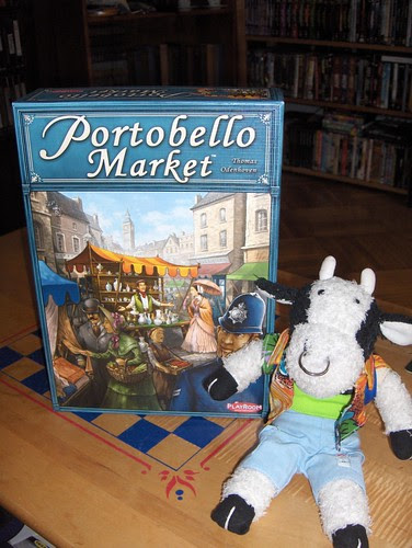 Portobello Market board game...it's fun!