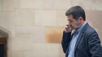 Jordi Sànchez, l'1-O