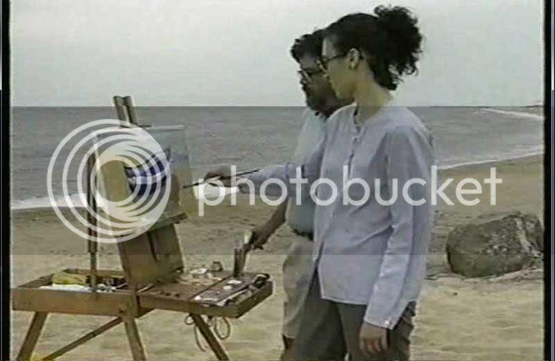 curso practico de dibujo y pintura óleo acuarela carboncillo tecnicas varias fundamentos bodegón bote barco mar