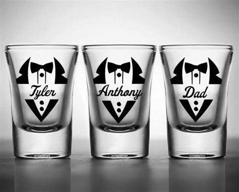 12 best images about Hand painted shot glasses on Pinterest