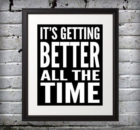 Its Getting Better All The Time Beatles Lyrics