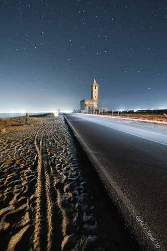 Iglesia de Cabo de Gata por XavierSam