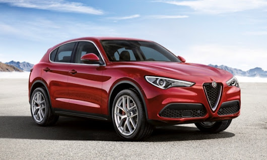 "Alfa Romeo Stelvio ""First Edition"" Leasing Angebot"