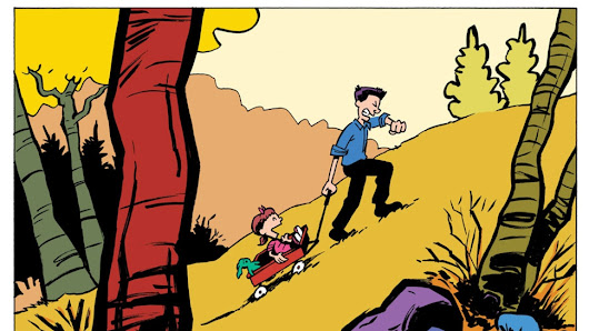 This Bill Watterson Tribute Has All the Life Wisdom You'll Ever Need