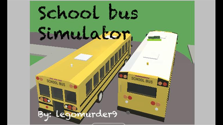 School Bus Simulator 073 Semi Abandoned Place Roblox Go - roblox school bus games