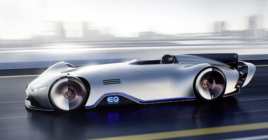 The 10 Wildest Concept Cars Introduced in 2018 | Digital Trends