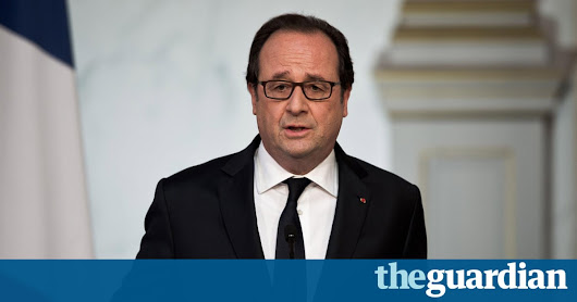 François Hollande says Donald Trump 'makes you want to retch' | World news | The Guardian