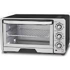 Cuisinart Custom Classic Toaster Oven Broiler, Silver