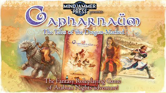 Capharnaum - The Roleplaying Game