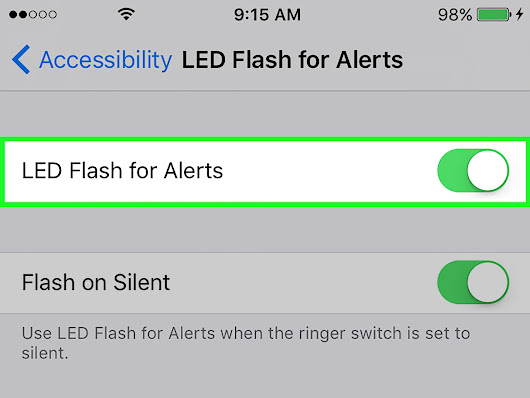 how to make your phone vibrate continuously iphone