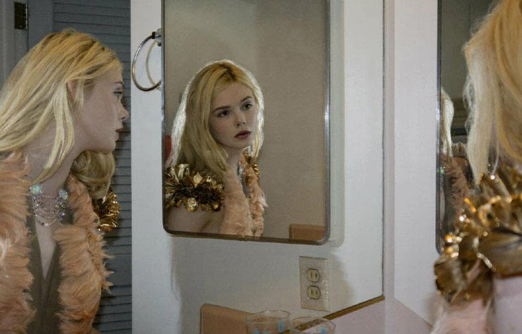 elle_fanning for a magazine