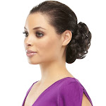Fun Bun Hairpiece by EasiHair in 24B27C