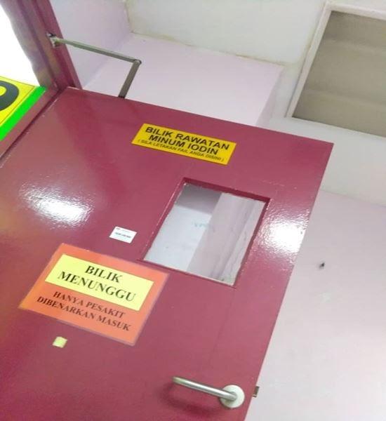 JOURNEY THYROGEN TO RAI (RADIOACTIVE IODINE) DI HOSPITAL KUALA LUMPUR