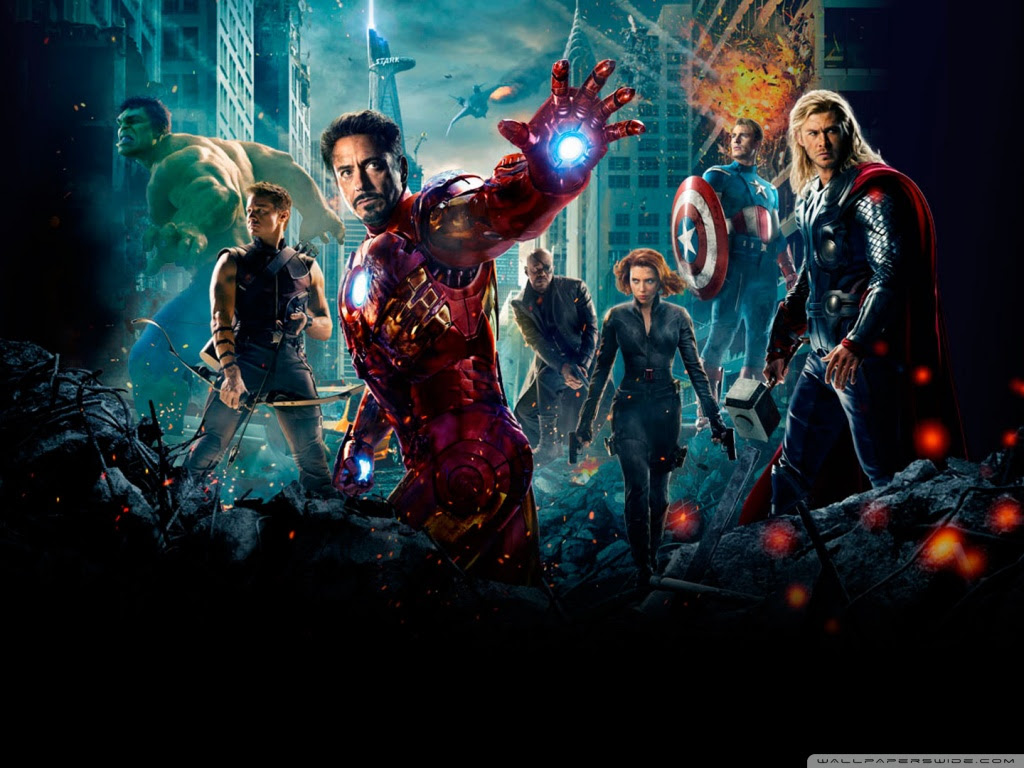 The Avengers (2012) - Resurrection Ultra HD Desktop ...