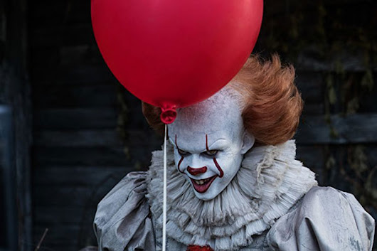 Movie Review: Stephen King's Creepy and Scary, 'IT' - Daily Actor