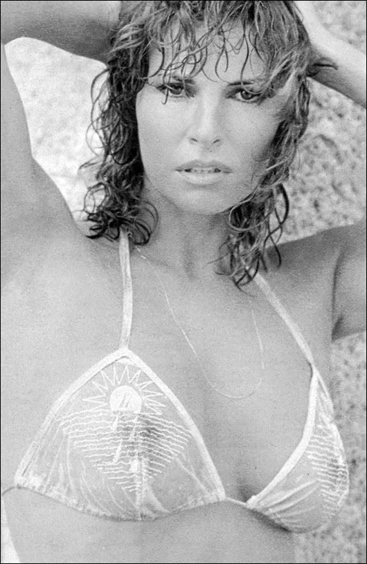 Raquel welch see through