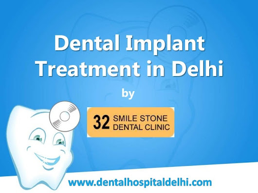 Dental implant Treatment in Delhi
