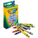 Crayola - Washable Crayon Set - 24-Color Set