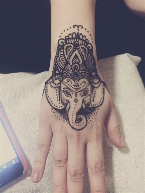 latest hand tattoo design fun