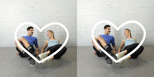 11 workouts you can do with your boyfriend