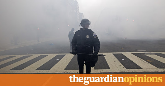 Anti-Trump protesters risk 60 years in jail. Is dissent a crime? | Yael Bromberg and Eirik Cheverud | Opinion | The Guardian