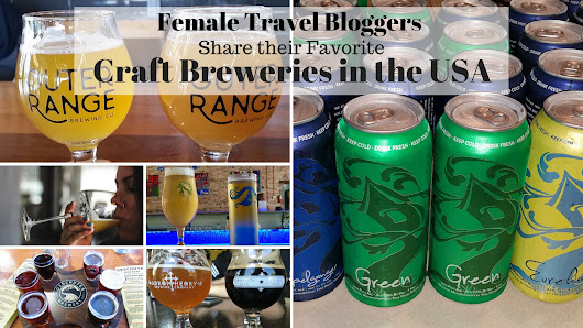 Female Travel Bloggers Share Their Favorite Craft Breweries in the USA - T and A in the US of A