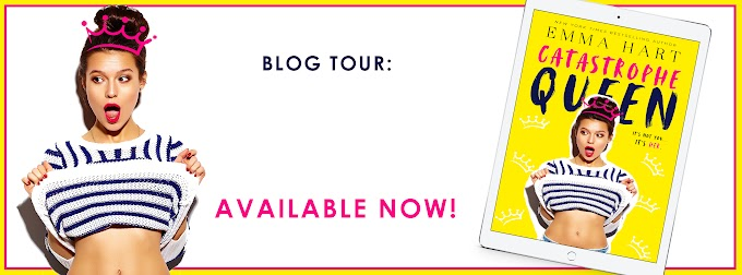 Blog Tour: CATASTROPHE QUEEN by Emma Hart