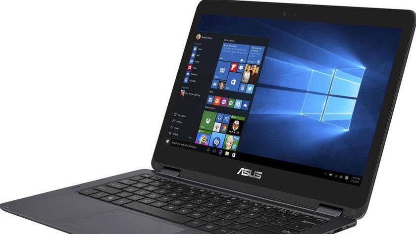 ASUS ZenBook UX360, primer vistazo