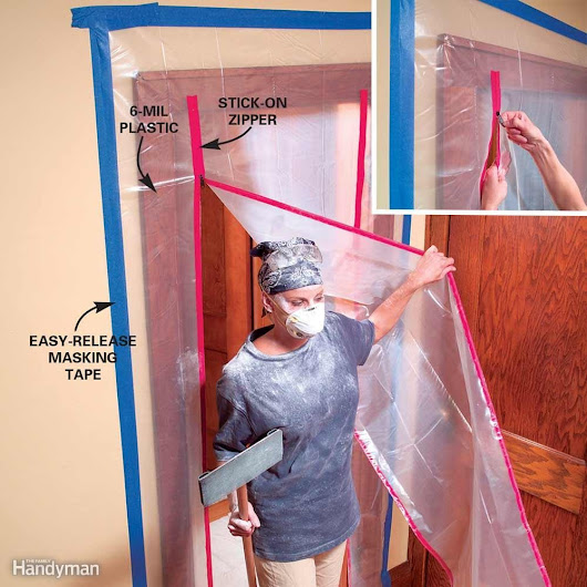 How to Protect Your Home During Remodeling | Family Handyman | The Family Handyman