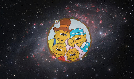 The Berenst#in Bears Problem: Are We Living In A Tangent Universe?