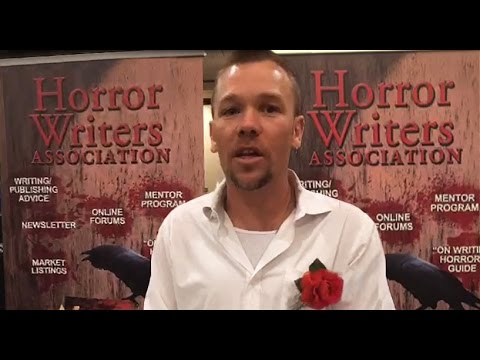 Interview with me about the Horror Writers Association (10/2/2016)