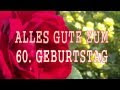 Spr He Zum 60 Geburtstag Frau