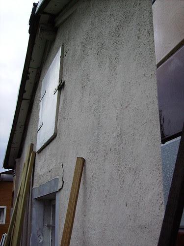 Gartenhaus Front