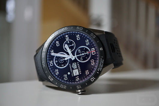 TAG Heuer Connected is Available Again for Purchase Online | Droid Life