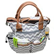 Smart Tote Organizer with Baby Change Pad