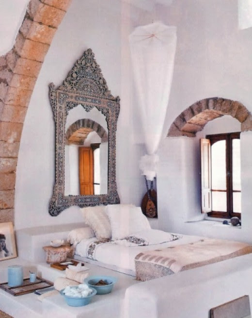 Bedroom Oasis With Moroccan Style | My Reflecting Pool