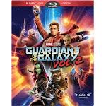 Buena Vista-Marvel DIS BR144957 Guardians of The Galaxy Volume 2 DVD - Blu-Ray