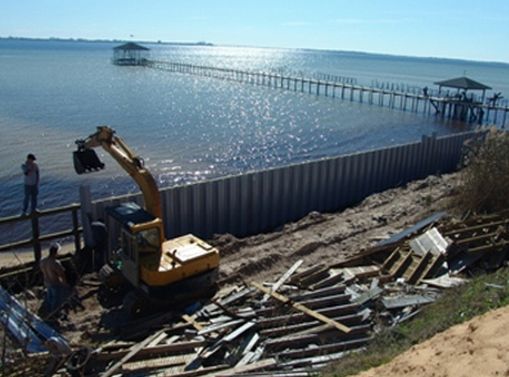 Seawalls in Florida | ESP is Florida's #1 Choice