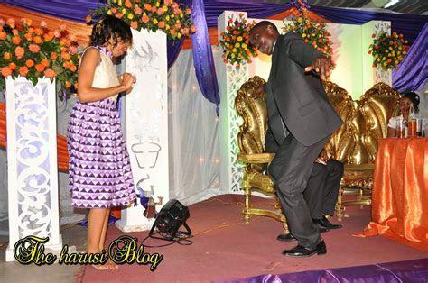 Harusi ya Benson Paul na Grace Silasi ~ THE HARUSI