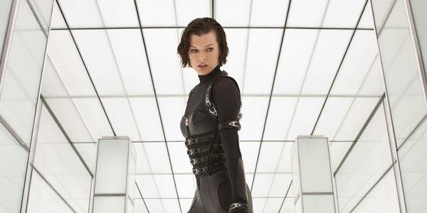 Envie suas perguntas para o chat com Milla Jovovich