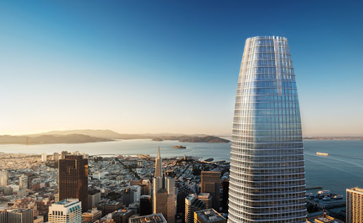 Salesforce's $1B skyscraper will be the most expensive building in San Francisco — take a look