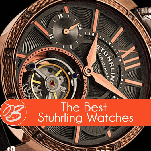 Are Stuhrling Watches Junk? (Feb. 2017) - Here's our Review! - bTrendie