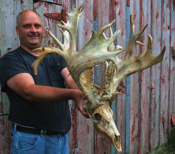 New Kansas State Record Whitetail Tops 300 Inches The Hunting Game