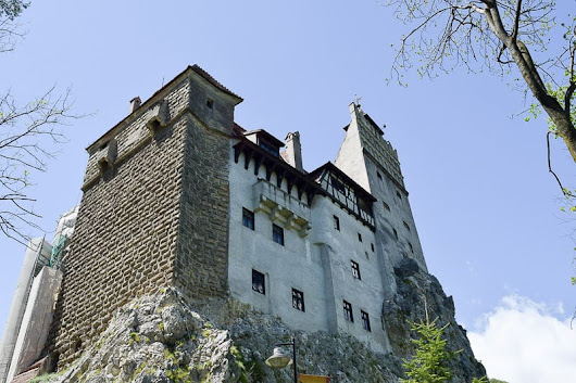 Bran Castle: Finding Dracula in Romania