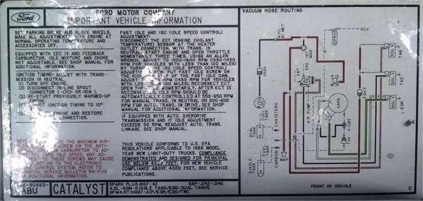 Diagram 1988 Ford F 150 302 Vacuum Lines Diagram Full Version Hd Quality Lines Diagram Shin Yti Fr