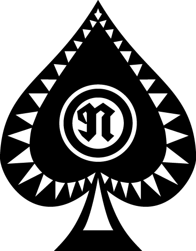 Nintendo Playing Cards Ace of Spades logo